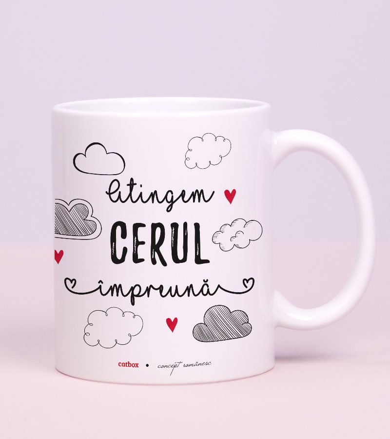 Cadou de Valentines Day - Cana personalizata - On Cloud Nine_catbox_1