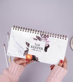 Planner pentru task-uri - Task KeeperMarble_planner saptamanal_organizare_agenda programari_catbox_1