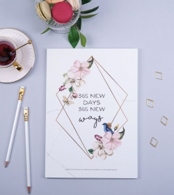 Planner anual A4 nedatat - 365-Days_Marble-Dreams_daily-planner_monthly-planner_agenda_organizare 2
