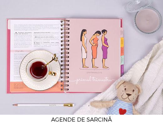 Agenda de sarcina Lady Cozac