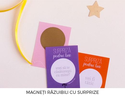 Magneti razuibili - surpriza Lady Cozac