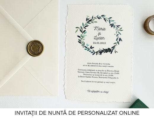 Ladycozacro Invitatii Personalizabile Online Modele Originale Si